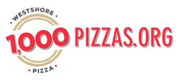 1000 Pizzas Logo